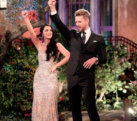 Nick picks his final two women on 'The Bachelor'
