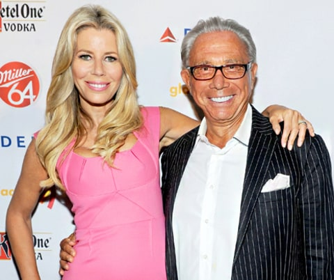 Aviva Drescher and George Teichner