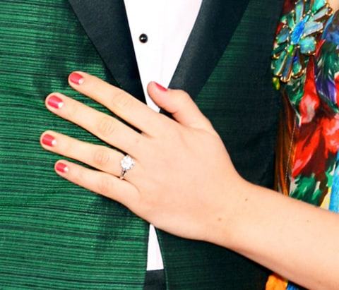 Joanna Newsom Engagement Ring