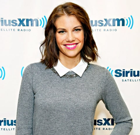 Lauren Cohan What's In My Bag