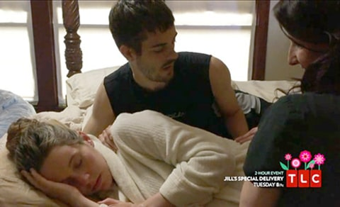 Jill and Derick Dillard labor clip
