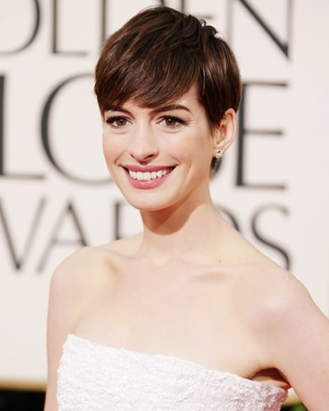 Best Eyebrows – Anne Hathaway