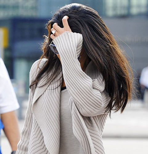 amal ring at heathrow