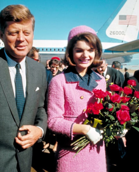 jackie o and jfk