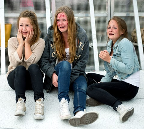 justin bieber fans in norway
