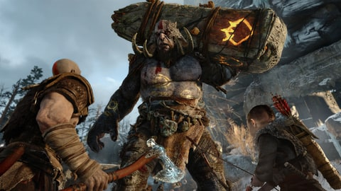 'God of War' will likely be the centerpiece of Sony's E3 lineup this year