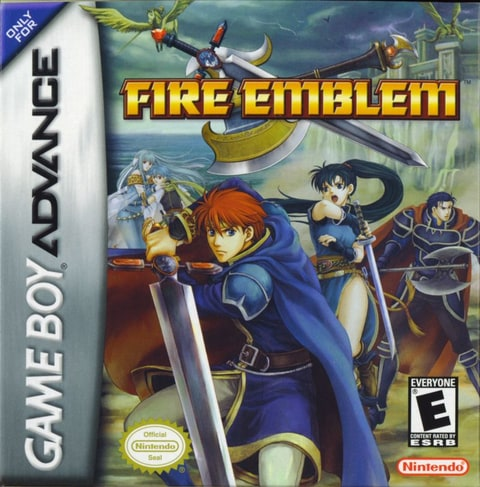 In 2003, Fire Emblem – significantly, with no subtitle – was released for the Game Boy Advance in Japan and North America, marking a new global approach to the series from Nintendo