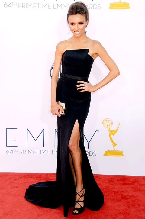 Giuliana emmys dress