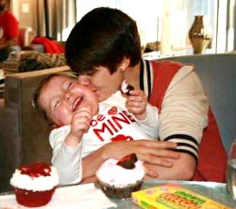 Bieber and Avalanna