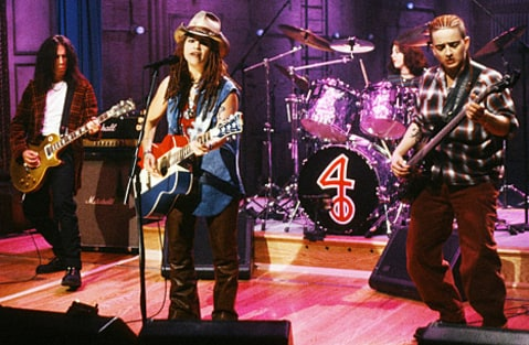 Linda Perry Talks 4 Non Blondes Reunion, Milla Jovovich, Evan Rachel Wood Performances