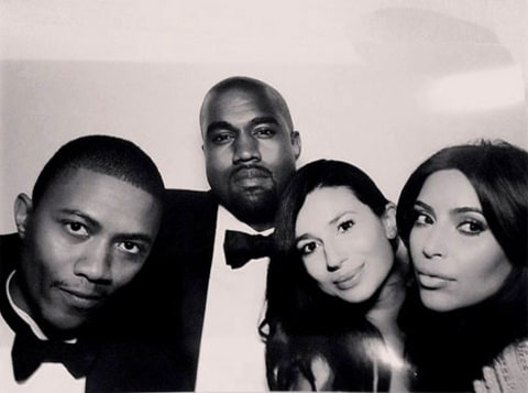 IBN Jasper's Kimye Wedding Photobooth