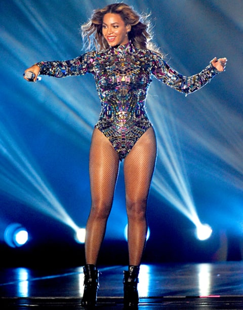 Beyonce VMAs Performance Look