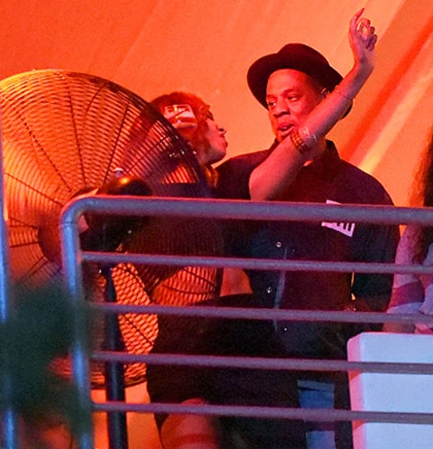 Beyonce and Jay Z Made in America Music Festival