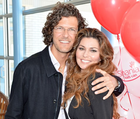 Shania twain and frederic thiebaud