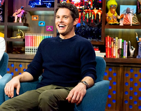 James Marsden on Watch What Happens Live