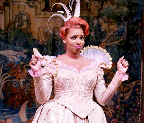 NeNe Leakes in Cinderella