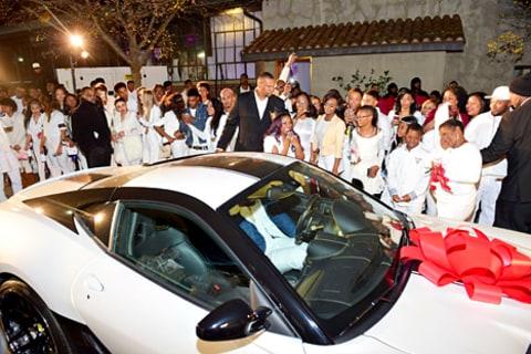 Lil Wayne Buys Daughter Two Cars, Has Nicki Minaj Perform ...  Lil Wayne Buys ...
