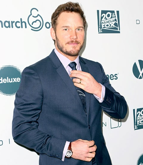 Chris Pratt at 2014 March of Dimes Celebration of Babies benefit