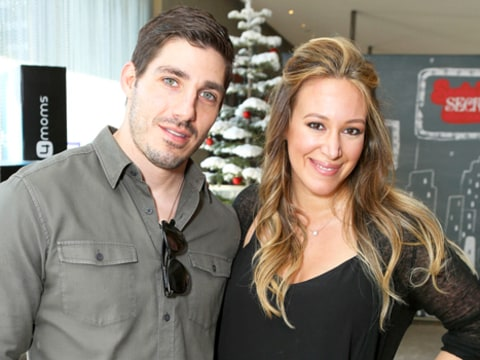 Haylie Duff's Daughter Ryan, Nearly 1 Month, Catches a ...