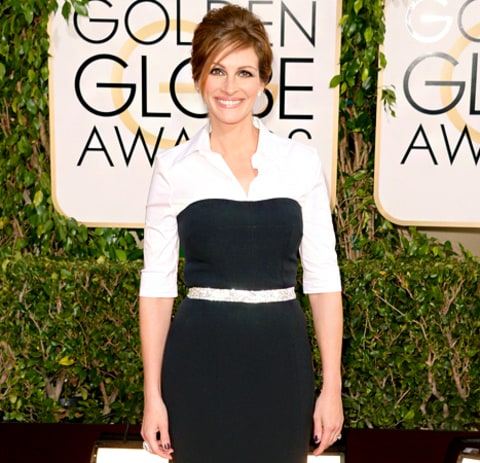 Julia Roberts Golden Globe Awards 2014