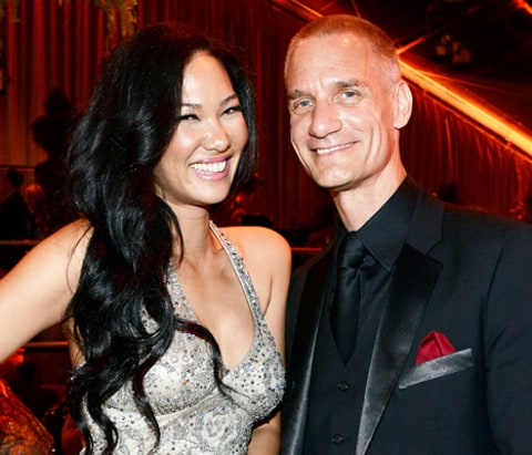 Kimora Lee Simmons and Tim Leissner