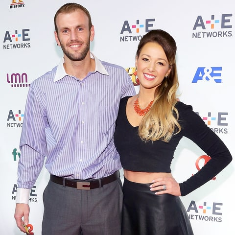 Doug Hehner and Jamie Otis
