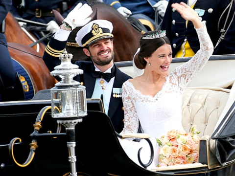 Princess Sofia and Prince Carl Philip Wedding
