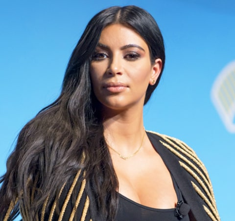 Kim Kardashian Reveals Why She No Longer Smiles in Photos ...  Kim Kardashian