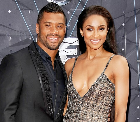 Russell and ciara dating 10