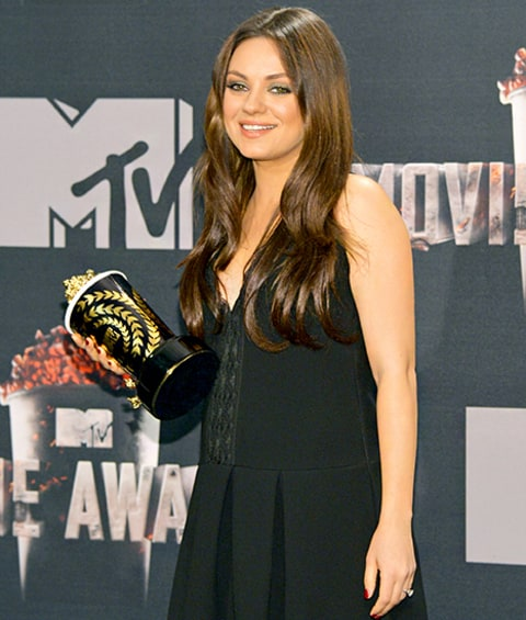 Mila Kunis Press Room