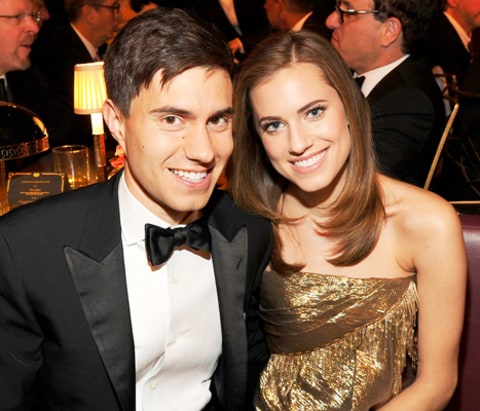 allison williams shares photo from quotheavenlyquot honeymoon