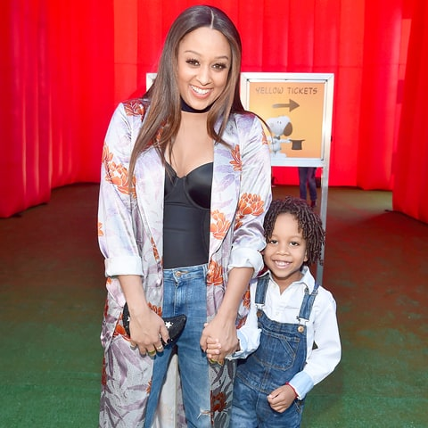 Tia Mowry and Cree