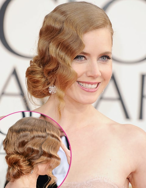 Best Hair – Amy Adams