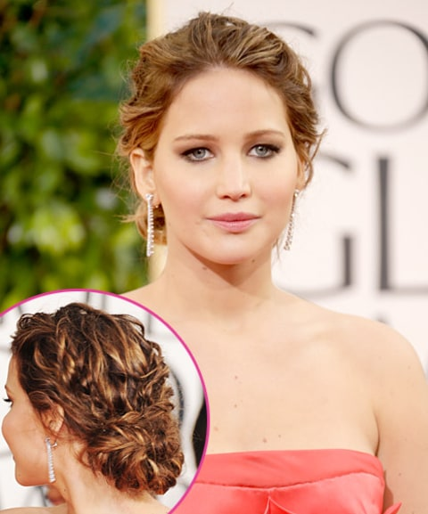 Best Beauty Look - Jennifer Lawrence