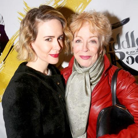 Image: Holland Taylor and Sarah Paulson