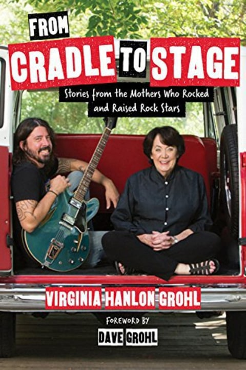 Dave Grohl's Mom Pens Book About Raising Rock Stars news