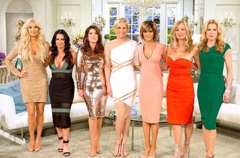 real housewives fights beverly hills