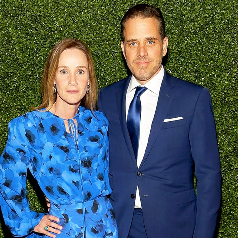 Hunter Biden and Kathleen Biden