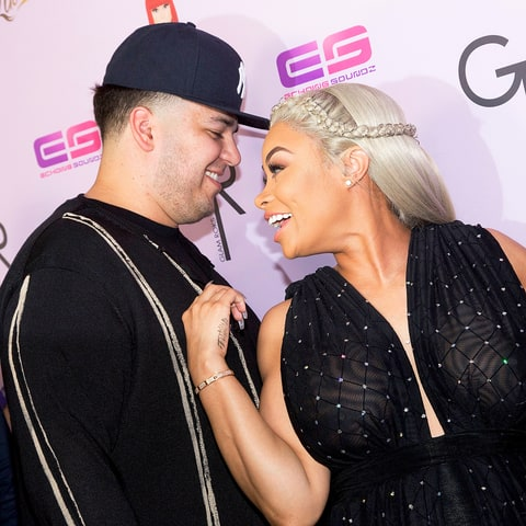 Rob Kardashian and Blac Chyna Are Expecting Twins!