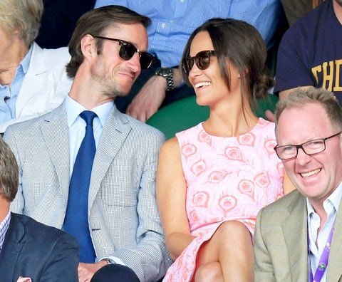 Pippa Middleton Flashes Engagement Ring, Plans 2017 Wedding