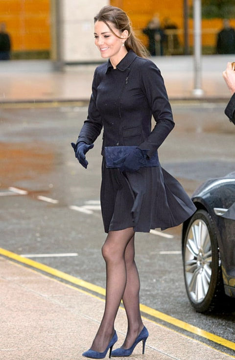 Kate Middleton marilyn mometn