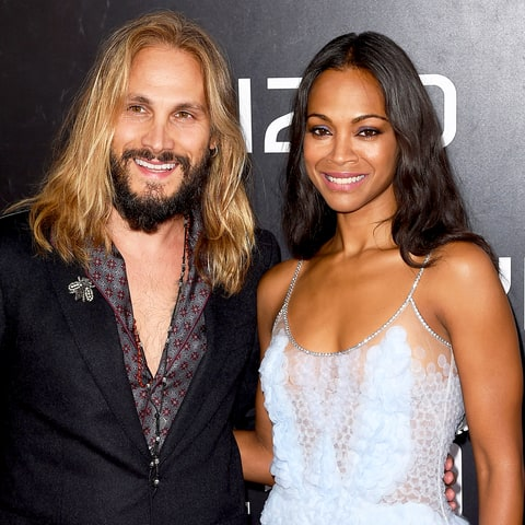 Zoe Saldana Just Pulled Off the Surprise of the Century