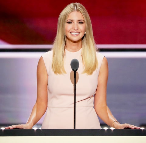 Ivanka Trump Praises 'Amazing Siblings' Post-RNC in Makeup ...  Ivanka Trump