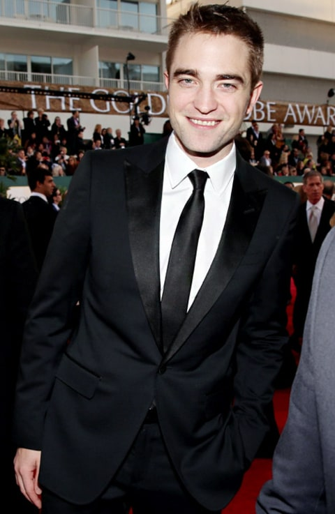 robert pattinson gg