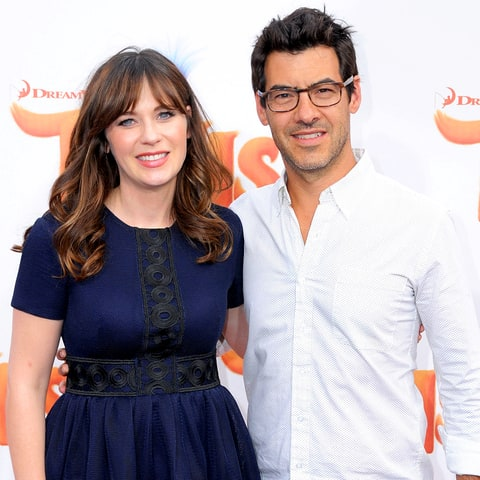 Jacob Pechenik and Zooey Deschanel Expecting Second Child