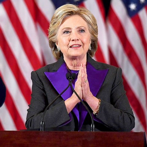 """clinton speech example Factchecking clinton's big speech there are other examples of trump talking of """"we"""" and not """"i"""" in that same speech for instance."""