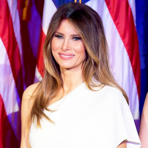 Melania Trump Is Already Planning Her Glam Room In The