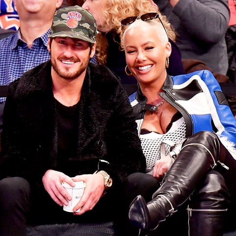 amber rose is dating who now Amber rose and val chmerkovskiy enjoy a quiet date  amber has a bit more time for romantic interests now that her moment on dancing with the stars has come to an.
