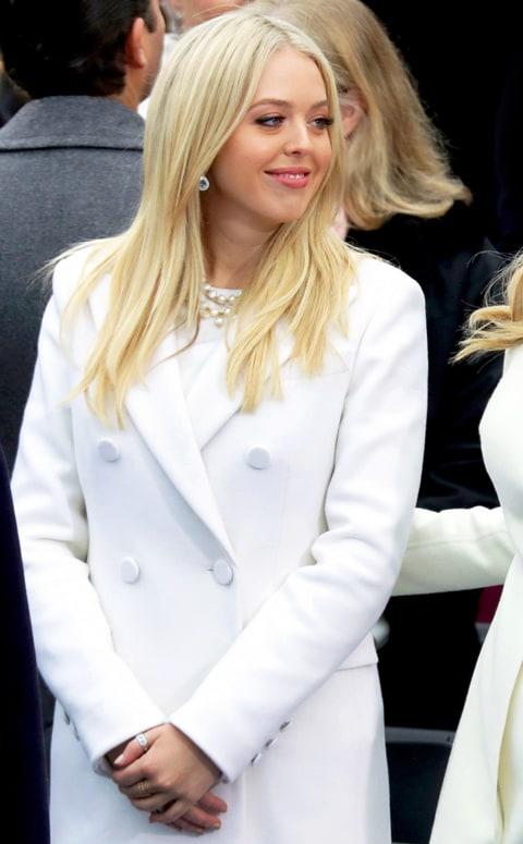Tiffany Trump's Style at Donald Trump's Inauguration — All The ...