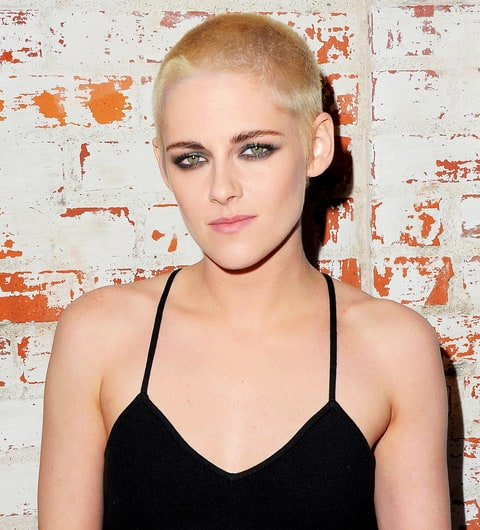 Kristen Stewart Reveals Why She Shaved Her Head